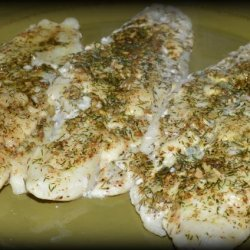 Oven Baked Maine Fish recipe