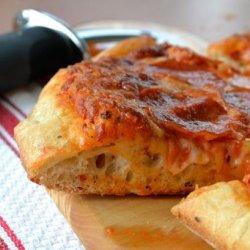 Pizza Dough for Pizza or Calzones (Bread Machine) recipe