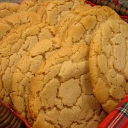 Giant Peanut Butter Cookies recipe
