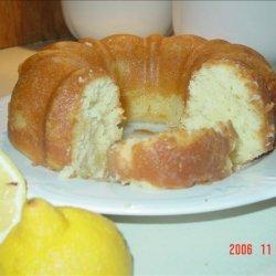 Rich Lemon Cake recipe