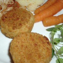 Fish Cakes Fast and Simple recipe