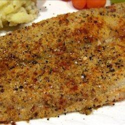 Ellie's catfish recipe