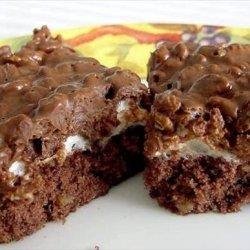 Rice Krispies Chocolate Dream Bars recipe