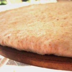 Honey Pizza Dough  (awesome) recipe