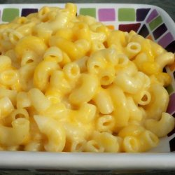 The Lady's Macaroni and Cheese - Paula Deen recipe