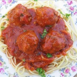 Easy Spaghetti and Meatballs recipe