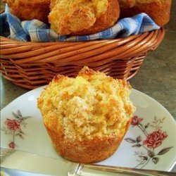 Pineapple Cream Muffins recipe