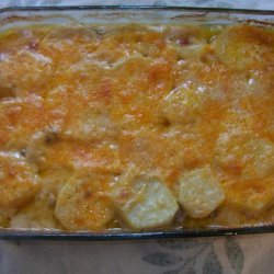 Seriously Comforting - Ground Beef, and Taters' Casserole recipe