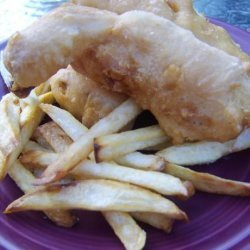 Tyler Florence's Ultimate Fish and Chips recipe