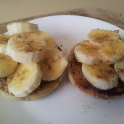 Breakfast on an English Muffin recipe