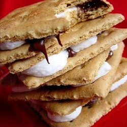 S'Mores (Microwave) recipe