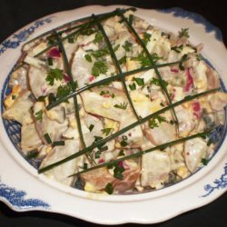 Red Skin Dill Potato Salad recipe
