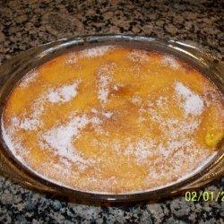 Butternut Squash Souffle or Kugel recipe