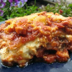 V's Mexican Lasagna recipe