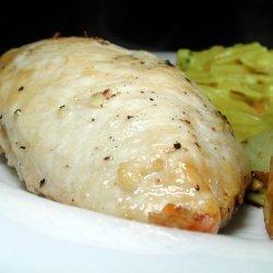 Easy Garlic Chicken Breasts recipe