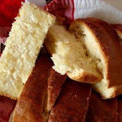 My Own Garlic Bread recipe