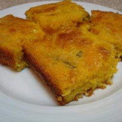 Jalapeno and Cheddar Cornbread recipe
