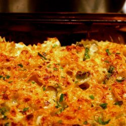 Macaroni Tuna Casserole recipe