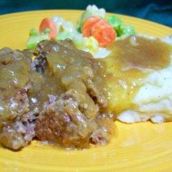 Tasty Salisbury Steak recipe