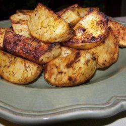 Spicy Potato Bumps recipe