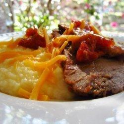 Crock Pot Cajun Pot Roast recipe