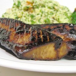 Ginger Glazed Mahi recipe