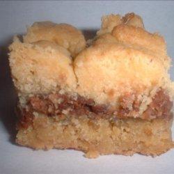 Cake Mix Peanut Butter Squares recipe