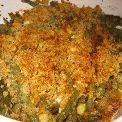 Green Bean Caesar recipe