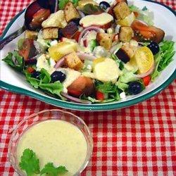 Creamy Italian Salad Dressing recipe