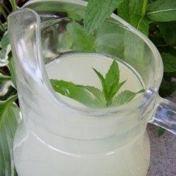 Mint Limeade recipe