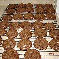 Mint Chocolate Chip Cookies recipe