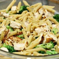 Broccoli and Garlic Pasta recipe