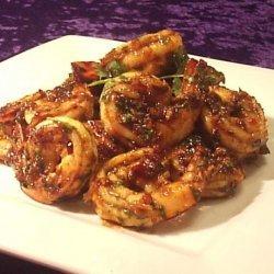 Spicy King Prawns recipe