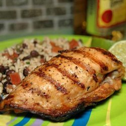 Tequila Lime Chicken recipe