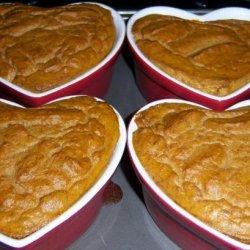Light Crustless Pumpkin Pie recipe