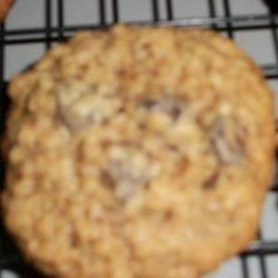 Heavenly Oatmeal Raisin Cookies recipe