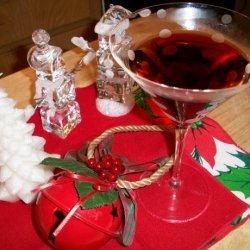Oprah's Pomegranate Martini recipe