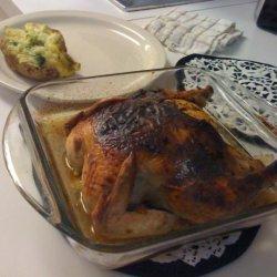 Balsamic Roast Italian Chicken recipe
