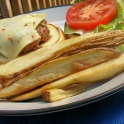 Low Fat   Mc Donald's  French Fries recipe