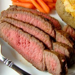 Steakhouse London Broil recipe