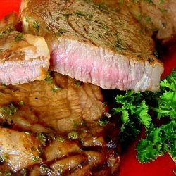 Steaks On The Grill recipe