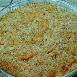 Baked Macaroni Tomatoes & Cheese recipe