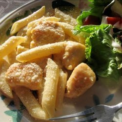 Lemon Chicken Pasta recipe
