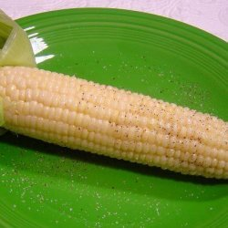 Corn on the Cob ( Cooked in the Old Ways) recipe