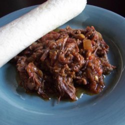 Burritos for the Crock Pot recipe