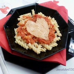 Penne with Vodka recipe