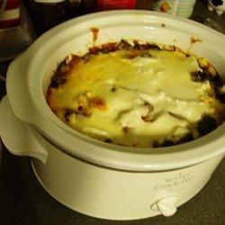 Crock Pot Lasagna recipe