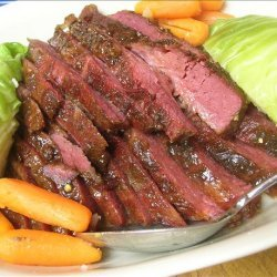 St. Patty's Day Corned Beef recipe