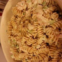 Linda's Seafood Pasta Salad recipe