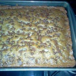 Easy Chocolate Chip Cake recipe